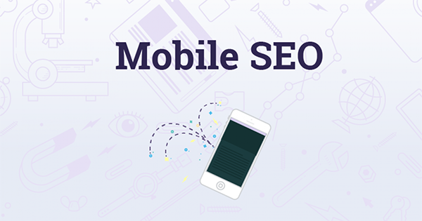 سئوی موبایل یک فرآیند در طراحی سایت سازگار با موبایل است