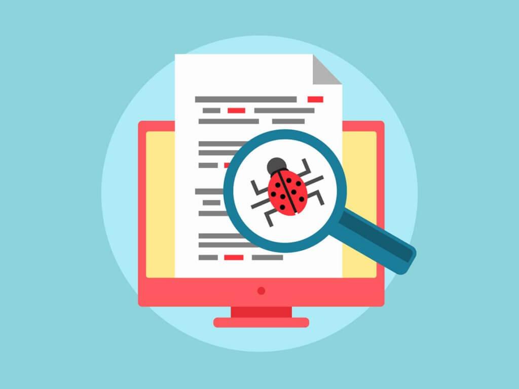 اسکن امنیتی و تشخیص بدافزار