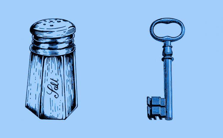 کلید امنیتی وردپرس